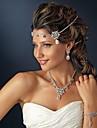 Bijuterii pentru Frunte (Zirconiu)-de Nuntă / Petrecere