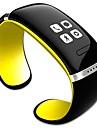 Montre Smart Watch Bracelet a puce Ecran Tactile Etanche Calories brulees Pedometres Controle des Messages Longue Veille Mode