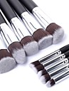 10 Contour Brush Other Brush Foundation Brush Powder Brush Concealer Brush Brow Brush Eyeshadow Brush Blush Brush Makeup Brush Set