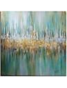 HANDMÅLAD fantasiModerna En panel Kanvas Hang målad oljemålning For Hem-dekoration