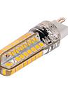 ywxlight® g9 lumini de porumb condus 72 smd 2835 1000 lm cald alb rece rece dimensiuni ac 220-240 v 1pc