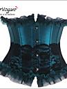 Feminin Cârlig & Ochi Corset sub Bust / Plus Size Feminin Bumbac / Nailon / Polyester / Spandex / Modal