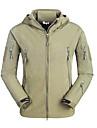 Hunting Jacket Men\'s Unisex Thermal / Warm Windproof Rain-Proof Waterproof Zipper Front Zipper Dust Proof Wearable Breathable Back Pocket