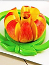 Acier inoxydable Creative Kitchen Gadget Pour Fruit Cutter & Slicer