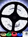 SENCART 2m Bare De Becuri LED Rigide 120 LED-uri Alb Cald / Alb / Roșu Telecomandă / Ce poate fi Tăiat / Intensitate Luminoasă Reglabilă
