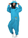 Kigurumi Pijamale Monster Costume Lână polară Fibră sintetică Leotard / Onesie Festival / Sărbătoare Sleepwear Pentru Animale Halloween