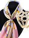 Pentru femei Broșe Lux Modă Diamante Artificiale Aliaj Argintiu Auriu Bijuterii Pentru Nuntă Petrecere Ocazie specială Zi de Naștere
