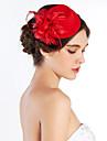 Femei Material Textil Diadema-Nuntă Ocazie specială Exterior Pălării/Căciuli
