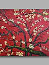 Peint a la main Abstrait / A fleurs/BotaniqueModern Un Panneau Toile Peinture a l\'huile Hang-peint For Decoration d\'interieur
