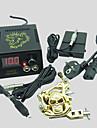 BaseKey Татуировочная машина Профессиональный комплект для татуировки, 1 pcs татуировки машины - 1 х сплава татуировки для облицовки и