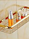 浴室棚 新古典主義 真鍮 1枚 - ホテルバス
