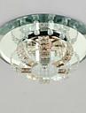 Takmonterad Glödande - Kristall, LED, 220-240V, Varmt vit / Vit, LED-ljuskälla ingår / 10-15㎡ / Integrerad LED