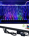 LED Aquarium Lumini 50 SMD 5050 lm RGB Telecomandă Decorativ Impermeabil AC 100-240 V 1 bc