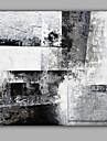 Pictat manual Abstract Modern Un Panou Canava Hang-pictate pictură în ulei For Pagina de decorare