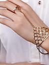 Brățări cu Lanț & Legături Design Unic Draguț Petrecere Modă Aliaj Altele Bijuterii Petrecere Cadou aleasă a inimii Costum de bijuterii