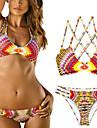 Femei Bikini Femei Bustieră Monocolor Fără Întăritură / Sutiene Fără Burete Nailon / Spandex