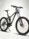 Mountainbikes Cykelsport 27 Hastighet 26 tum/700CC SHIMANO M370 Oljeskivbroms Springergaffel Softailram Vanlig Aluminiumlegering