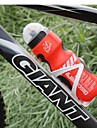 Bidons Portable Cyclotourisme / Cyclisme / Velo / Velo a Pignon Fixe Synthetique Jaune / Rouge / Bleu - 1pcs