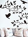 Animale / Botanic / Forme Perete Postituri Autocolante perete plane,vinyl 60*35cm