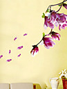 Peisaj Florale Perete Postituri Autocolante perete plane Autocolante de Perete Decorative, Vinil Pagina de decorare de perete Decal Perete