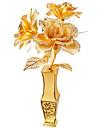 Παζλ 3D Παζλ Μεταλλικά παζλ Kit de Construit Τριαντάφυλλα Βάζο Μεταλλικό Κράμα Μεταλλικό Κοριτσίστικα Αγορίστικα Δώρο