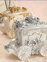 Temă Asiatică / Temă Clasică / Temă Basme / Petrecerea Baby Shower Favoruri lumânare-1 Piece / Set Lumânări Nepersonalizat Argintiu