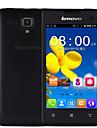 "Lenovo A396 4.0 "" Android 2.3 3G smarttelefon (Enkelt sim Quad Core 2 MP 256MB + 512MB Svart / Rosa / Vit)"