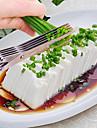 Ustensile de bucătărie Teak Bucătărie Gadget creativ Cutter pe & Slicer pentru legume 1 buc