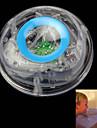 LED-belysning Kulor Lysande leksaker Badlampa Vattenleksak Leksaker Belysning pvc Barn 1 Bitar