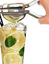 Rostfritt stål Kreativ Köksredskap för frukt manuell Juicer
