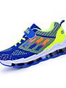 Fete Adidași Confortabili Pantofi Usori PU Primăvară Vară Toamnă Casual LED Roz Albastru Verde