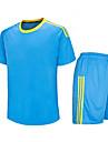 Homme Football Ensemble de Vetements/Tenus Respirable Sechage rapide Printemps Ete Automne Hiver TeryleneExercice & Fitness Sport de