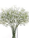 Flori artificiale 6 ramură Flori de Nuntă Respirație Copil Față de masă flori