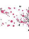 Animale Natură moartă Romantic Modă Florale Timp Liber Botanic Perete Postituri Autocolante perete plane Autocolante de Perete Decorative