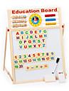 Jucării Magnet Jucării Magnet / Puzzle De lemn Clasic Magnetic / Distracție Pentru copii Cadou