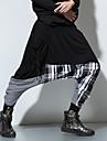Bărbați Punk & Gotic Pantaloni Chinos Relaxat Pantaloni Bumbac Poliester Peteci Toate Sezoanele