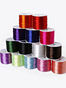 beadia 60mts 0.7mm stretch din cordon elastic ciubuc& sârmă& string (14 culori)