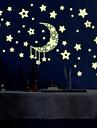 Peisaj Perete Postituri Autocolante perete plane / Autocolante perete luminoase Autocolante de Perete Decorative,PVC Material Detașabil