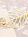 Crystal Fabric Alloy Tiaras Hair Pin Barrette Hair Clip 1 Wedding Special Occasion Party / Evening Casual Outdoor Headpiece