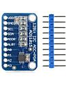 Landa Tianrui tm-ads1015 12-bit analogic digital de precizie dezvoltare bord Coverter adc pentru Arduino - albastru