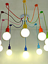 Moderne/Contemporain Lustre Pour Salle de sejour Chambre a coucher Cuisine Salle a manger Bureau/Bureau de maison Chambre des enfants