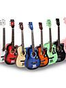 профессиональный Гитара 38 Inch Гитара Дерево Цветной / для начинающих Аксессуары для музыкальных инструментов