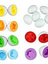 Ouă inteligente Lego Jocuri de Inteligență Jucării Logice & Puzzle Jucarii Fete Băieți 6 Bucăți