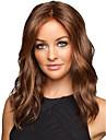 Obehandlad hår Hel-spets Peruk Brasilianskt hår Vågigt Kroppsvågor 130% Densitet obearbetade Naturlig hårlinje Korta Mellan Lång Dam Äkta