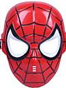 Haloween-masker Leketoey Sirkelformet SPIDER Insekt Horrortema Superhelter 1 Deler Jul Karneval Barnas Dag Gave