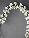 Flori artificiale 1 ramură stil minimalist Orhidee Față de masă flori