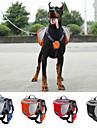 Chien Sac de transport Dog Paquet Animaux de Compagnie Transporteur Etanche Portable Orange Rouge Bleu Noir