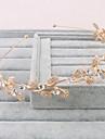 Femei Imitație de Perle Diadema-Nuntă Ocazie specială Informal Exterior Tiare 1 Bucată