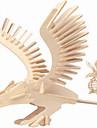 Ξύλινα παζλ Αετός επαγγελματικό Επίπεδο Ξύλινος 1pcs Παιδικά Αγορίστικα Δώρο