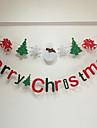 Decoratiuni de vacanta Vacanță & Felicitări Ornamente Petrecere / Crăciun 1 buc